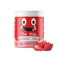 The Kids Breakfast Shake - Strawberry flavour